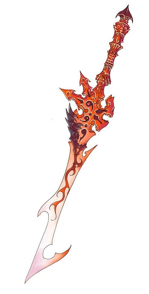 Tempus' Sword