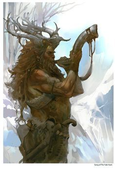 Phenrawg Elkhorn Druid Elder
