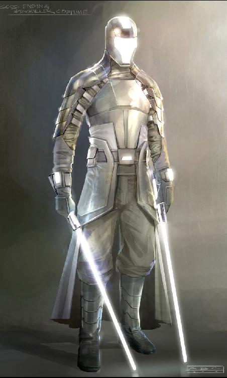 "Jedi ""Paladin"" Armor"