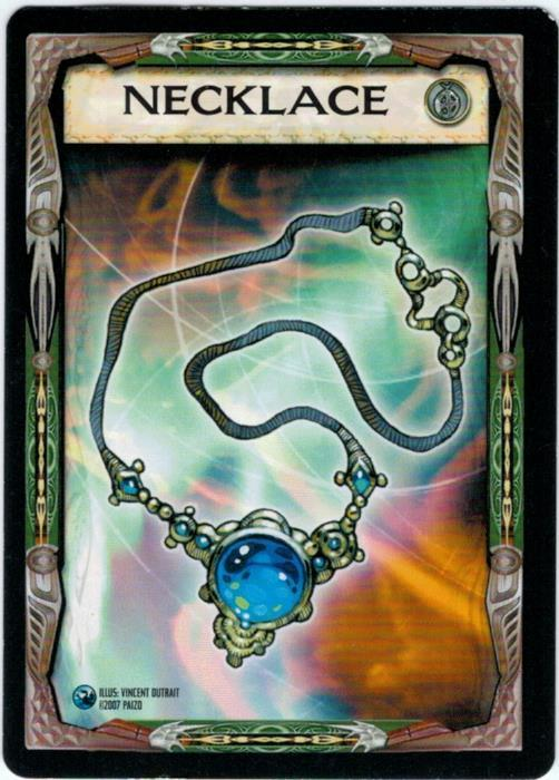 Necklace of Valiance