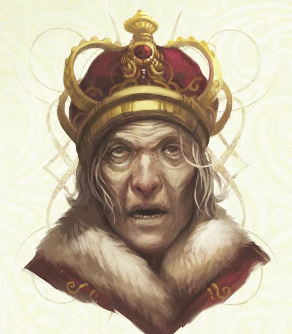 Le Roi Eodred II Arabasti