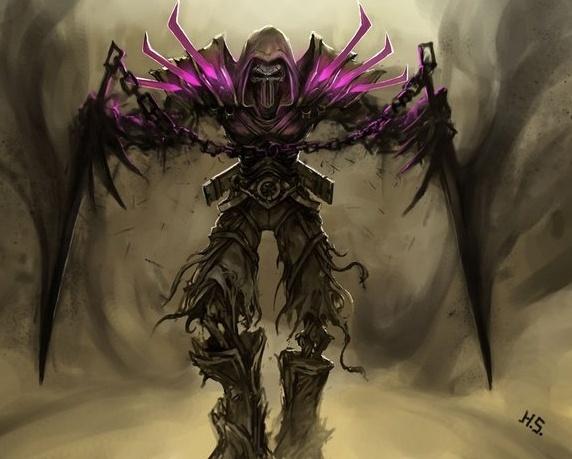 Deathstalker Loran