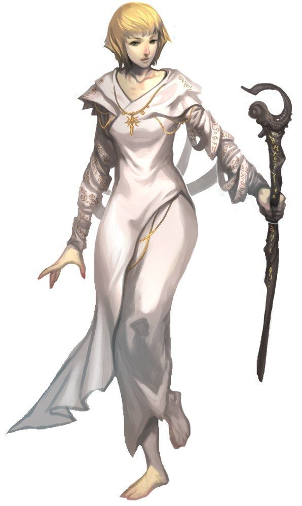 Priestess Sunrise