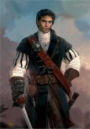 Captain Lucio Vassilvio