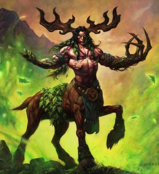 Errus - Keeper of the Hunt