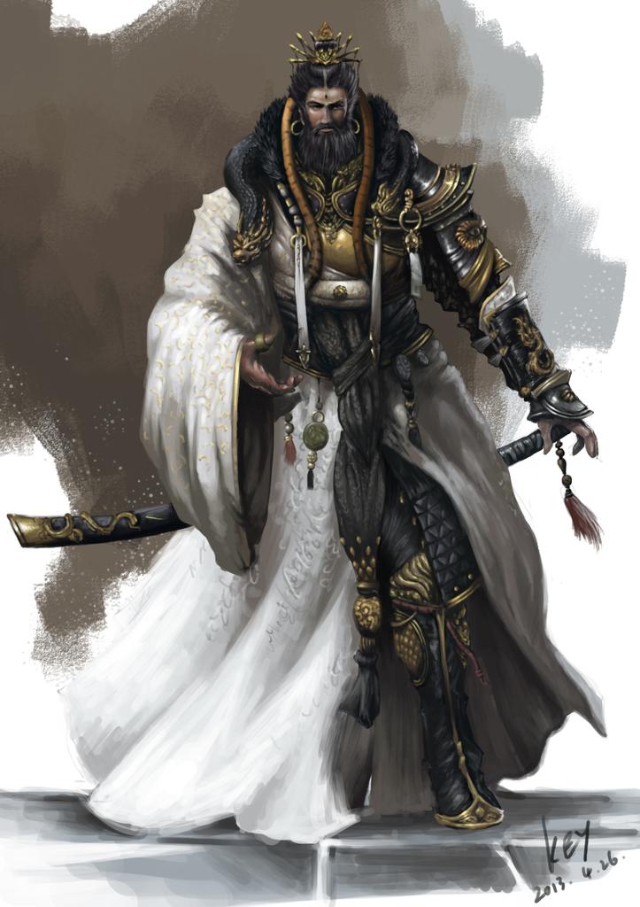 Baldur Rex Draconis