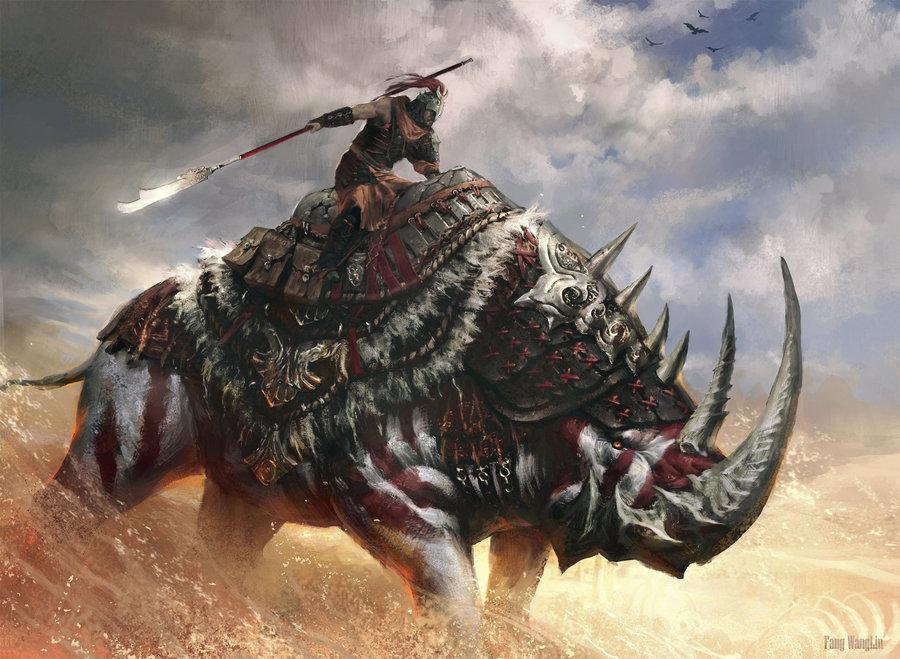 Bika of the Chakan