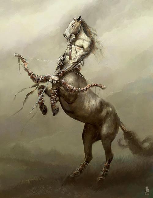 X | Horse Hunter