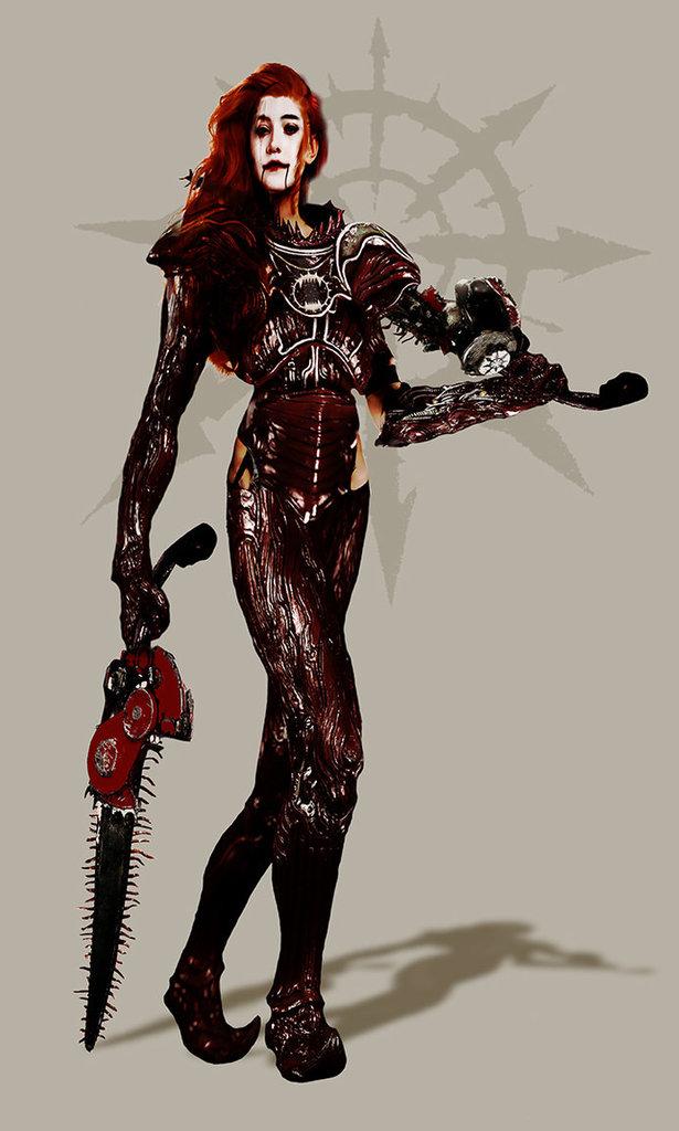 Kresh Bloodletter