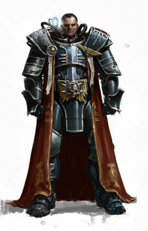 Lord Inquisitor Kaesoron XVII