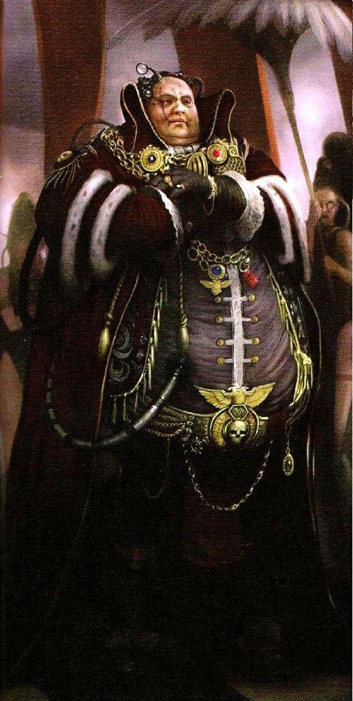 Lord Governor Hadrax Mironis