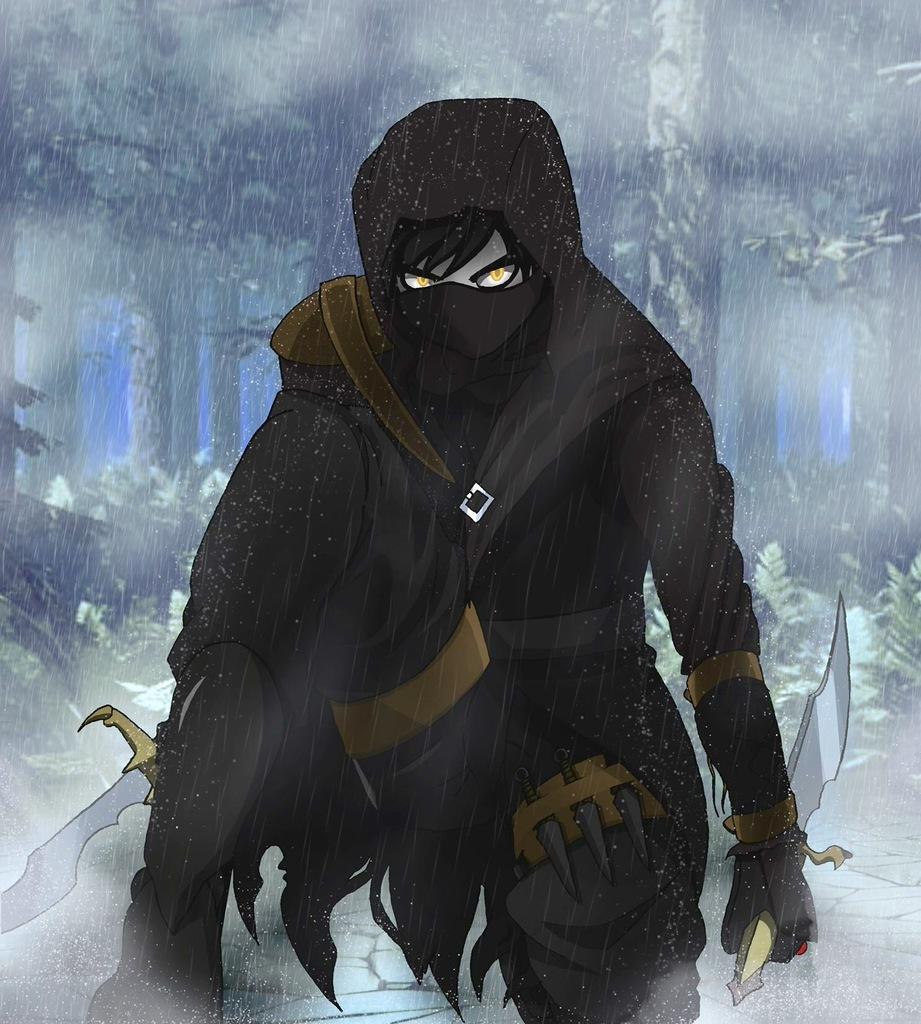Sildriel (Rogue)