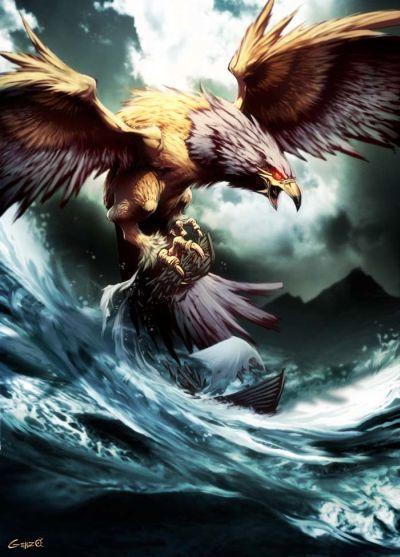 Thunder bird (roc)