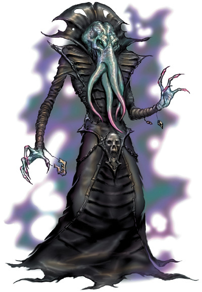 XoXoth the Mind Flayer