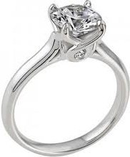 Liberty's Engagement Ring