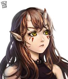 Miralia 'Flay' Blackrose