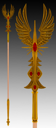 The Golden Staff of Krarth