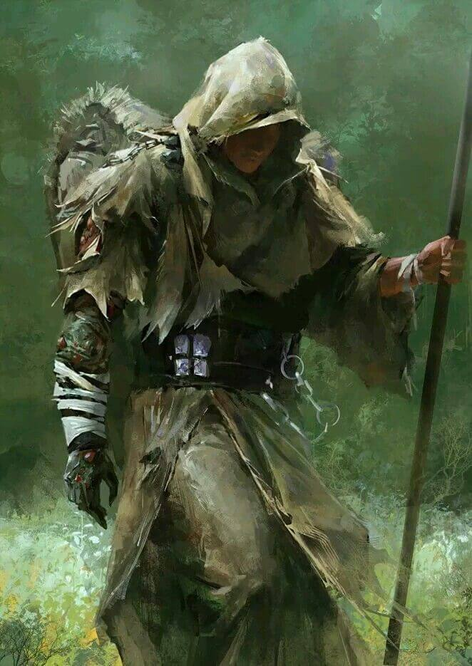 Ivellious the Wanderer