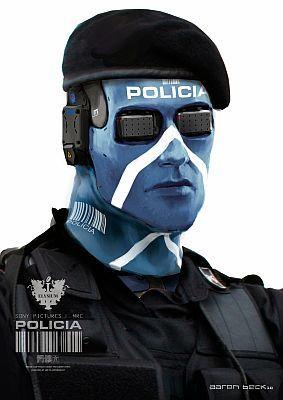 Police Mek