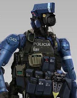 Police Tactical Mek