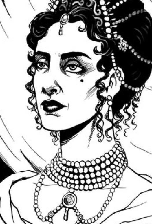 Imperatrice Morella du Montaigne