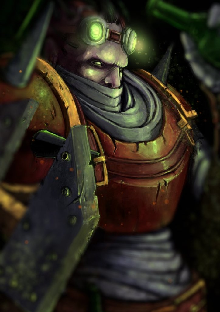 Singed tyber