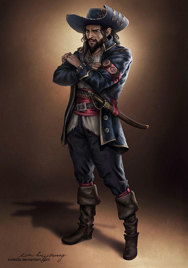 Captain Etienne Farris