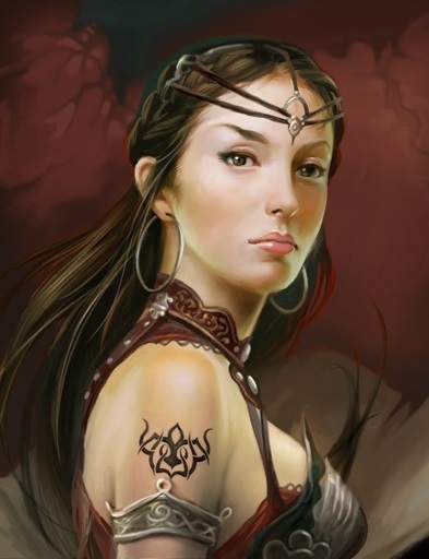 Countess Elyssa T'al Vere
