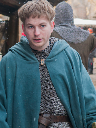 Aethel, Knight of DeVizes