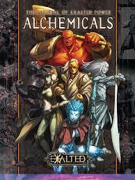 Exalted Alchemicals Book