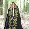 The Regally Royal Green Cloak