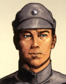 Lieutenant Anders Herkin
