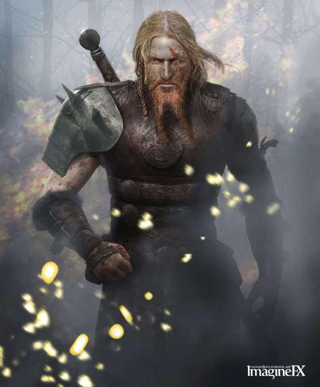 Invarr Battleborn