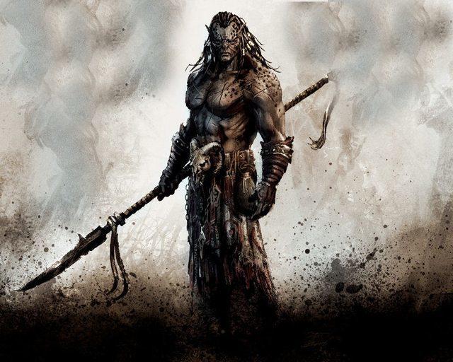 Feng Half-Orc Druid