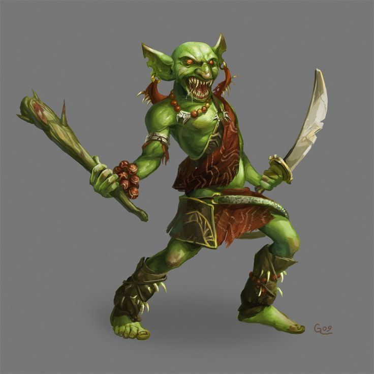The Goblin Wildling