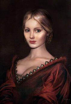 Lady Isolde Von Strudendorf