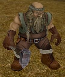 Tnirr Stoneworker