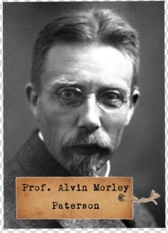 Prof. Alvin Morely Paterson