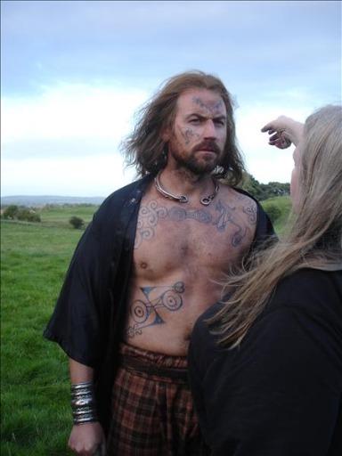 Carados, King of Escoce