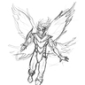 Jiriki Flügelschlag