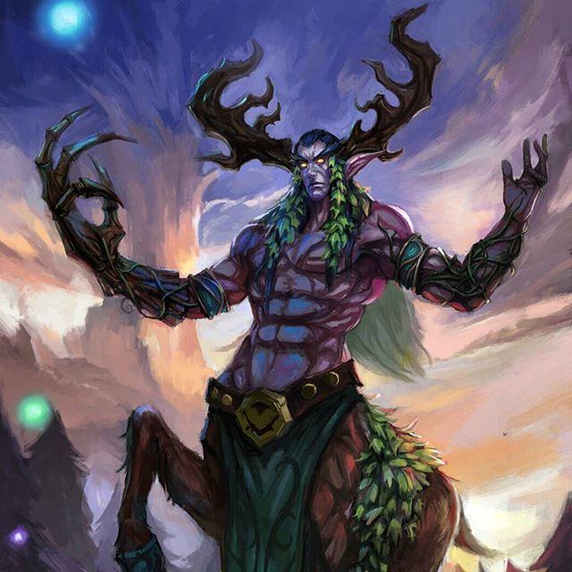Ferus Cypressdrove Actaeon Druid