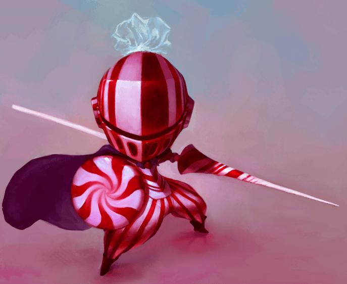 Lollipop Knight
