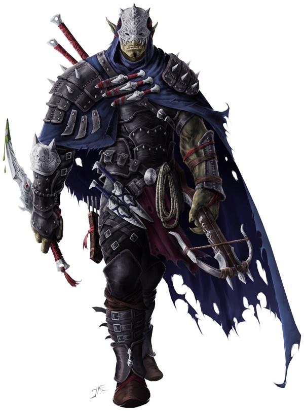 Ryder of Shadow Triad