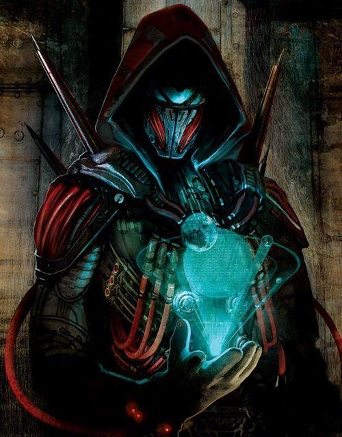 Warden Draas