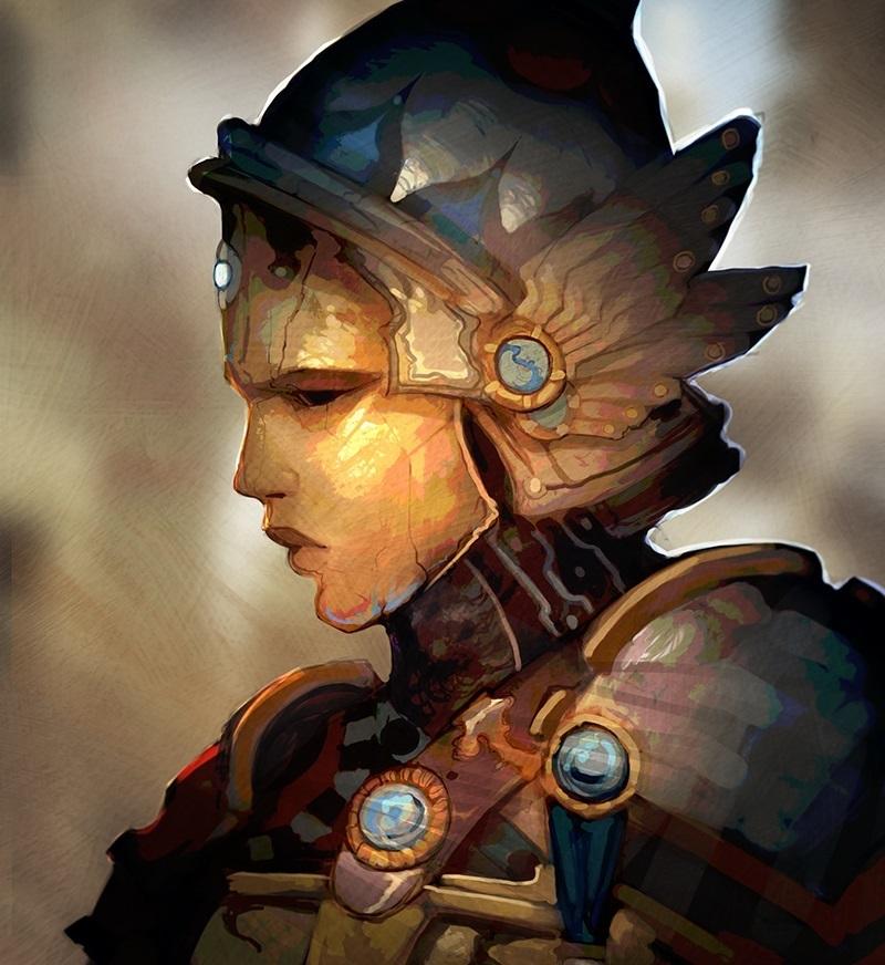 Amberlain:  Lord Agravain the Eternal