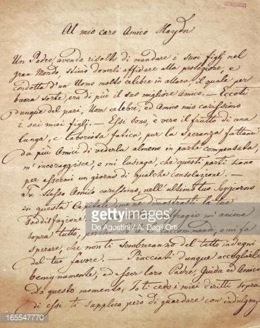 Letter to Viktor Petrovich