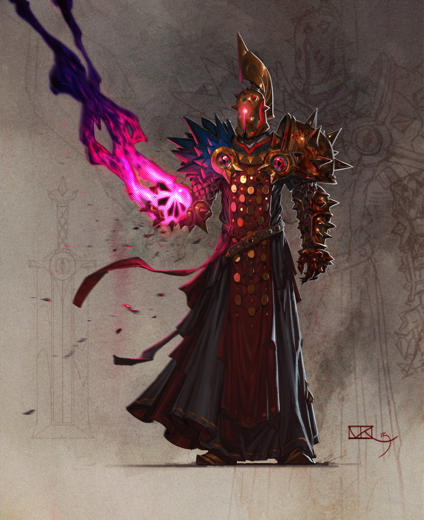 Amberlain: Grand Magister Arclyte
