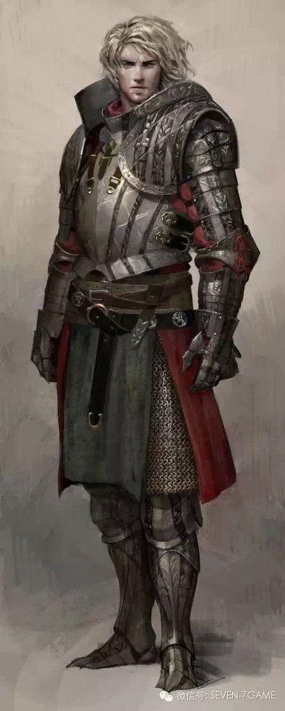 Ser Lionel the Griffon