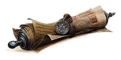 Temple Scroll Copy