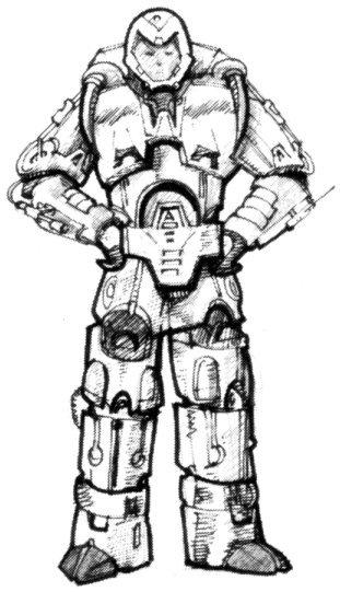Smasher Armor